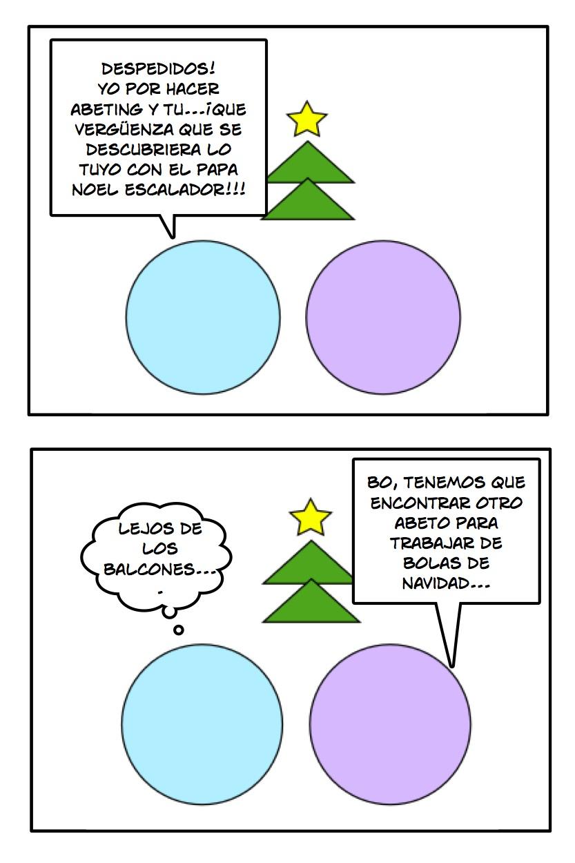 Bolas de navidad las bolas for Dibujos de navidad bolas